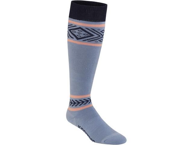 Kari Traa Floke Socken Damen calm